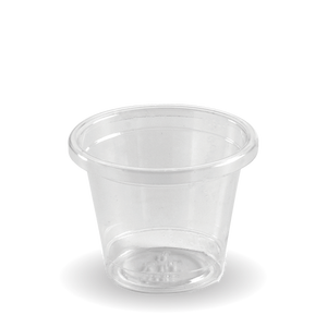 Biopak PLA Sauce Container 30mL