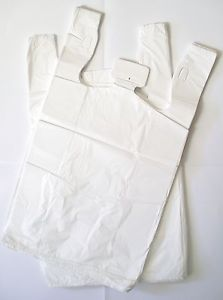 Plastic Carry Bags Medium
