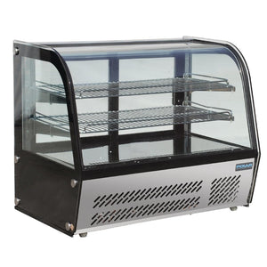 Polar Chilled Display Merchandiser 100Ltr