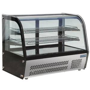 Polar Chilled Display Merchandiser 120Ltr