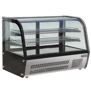 Polar Chilled Display Merchandiser 160Ltr