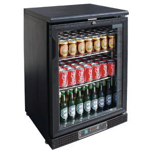 Polar Single Door Back Bar Cooler