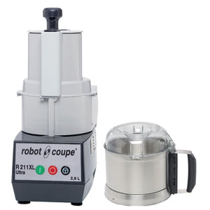 Robot Coupe Food Processor & Veg Prep R211XL Ultra