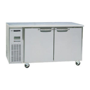 Skope Centaur 2 Door Counter Fridge