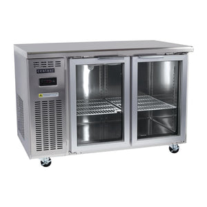 Skope Centaur 2 Glass Door Counter Fridge