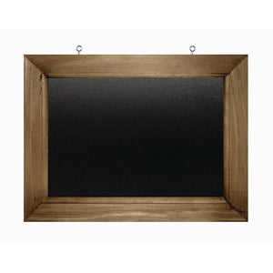 Wood Frame Chalkboard 300 x 400mm