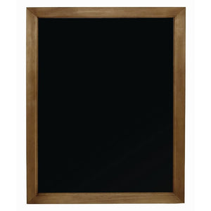 Wood Frame Chalkboard 600 x 800mm