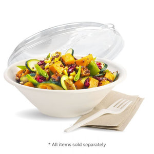 940ML / 32OZ WHITE BIOCANE BOWL