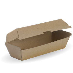 Biopak Hot Dog Box