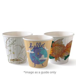 295ML / 8OZ (90MM) ART SERIES DOUBLE WALL BIOCUP
