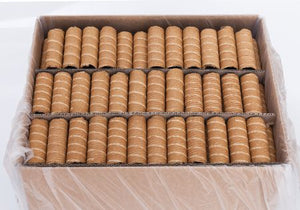 Cannoli Wafer Choc Lined 80mm