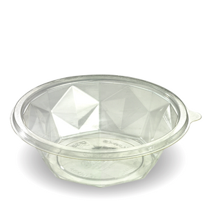Clear Biopak Salad Bowl 24oz