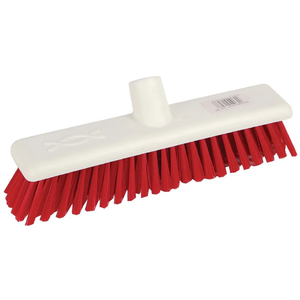 Jantex Soft Washable Broomhead Red 300mm