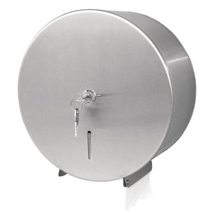 Stainless Steel Jumbo Roll Tissue Dispenser