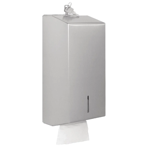 Stainless Steel Bulk Pack Tissue Dispenser