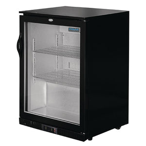 Polar G-Series Counter Back Bar Cooler with Hinged Door 138Ltr