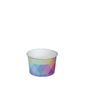 Ice Cream Cup Glacier 3oz