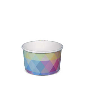 Ice Cream Cup Glacier 5oz