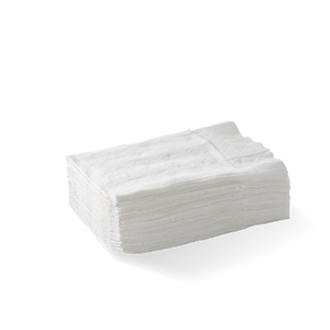 D-FOLD COMPACT 1-PLY WHITE DISPENSER BIONAPKIN