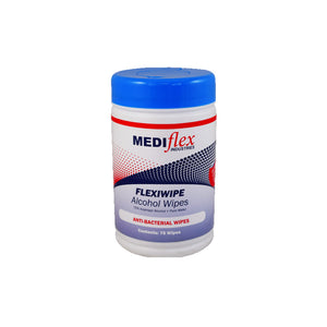 Mediflex Alcohol Wipes 70%