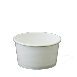 Ice Cream Cup White 3oz