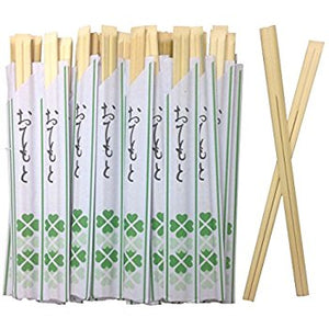 Wooden Chopsticks Joined