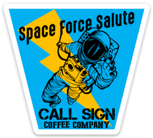 Space Force Salute