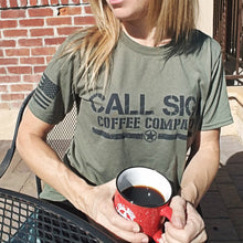 CORE PERFORMANCE SHIRT, ARMY GREEN