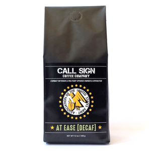 "AUSA ""At Ease"" (Decaf)"