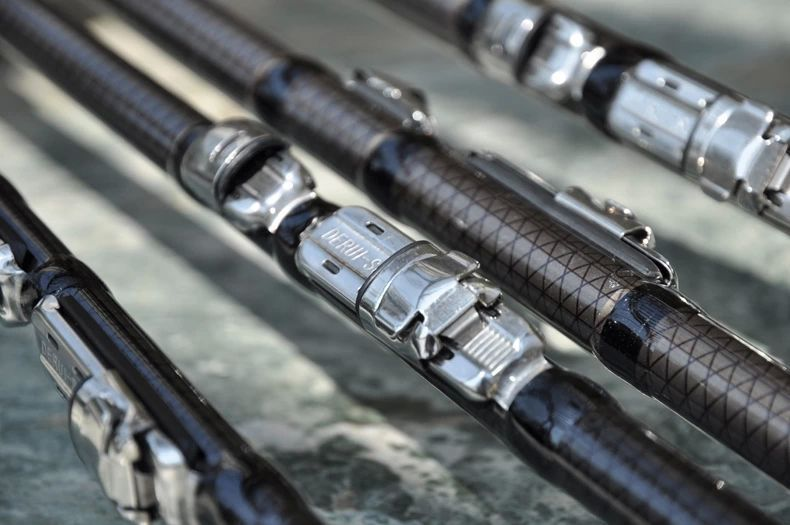 High quality popular  telescopic fishing rod.