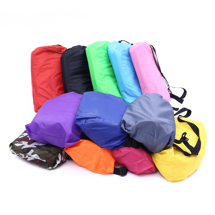 Fast Inflatable Portable Laybag