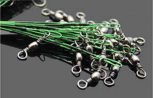 10pcs/lot Anti-bite Fishing Wire Line