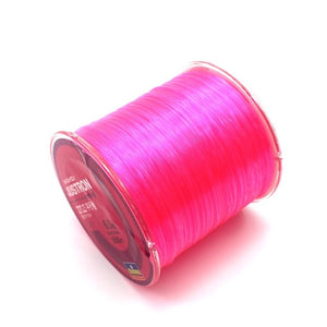 Super Strong Japan Monofilament Nylon Fishing Line 500m Without Plastic Box Package
