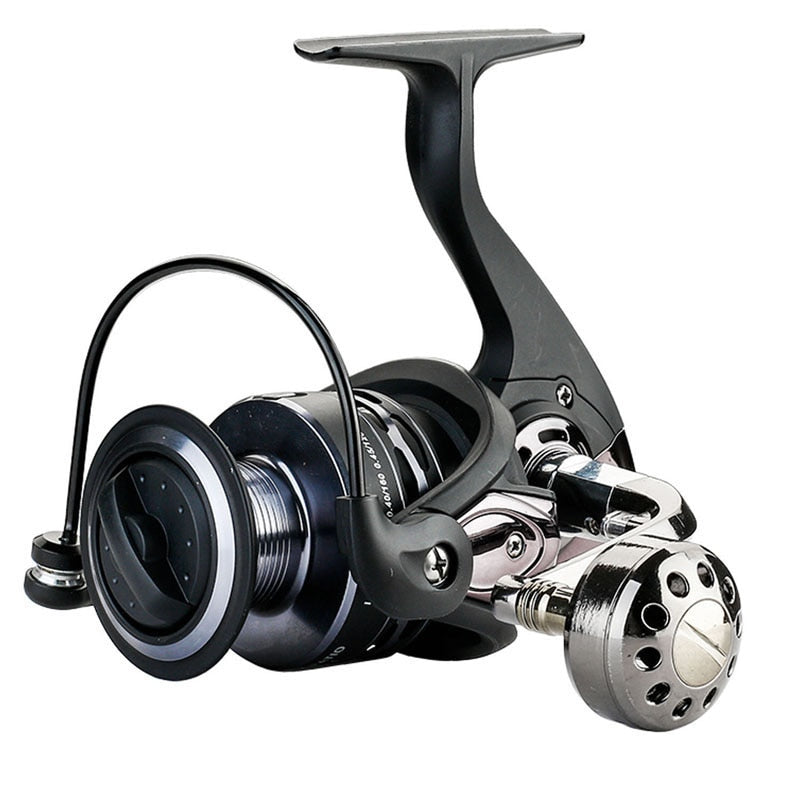 FISHING REEL : High quality popular reel. 1000-7000 series.