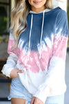 Pink Demi Tie-dye Hoodie - Party Girl Fashion Exclusives