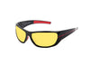 Sunglasses for Men Polarized Night Yellow Lens - IAmShopMall