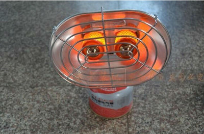Portable Burner Heating Stove Gas Heater Camping Warmer Heating