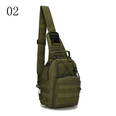 Travel bags for men Canvas Leather  Bags Men Military Army. - IAmShopMall