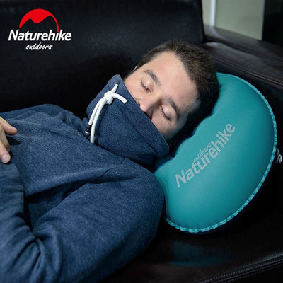 Pillow Portable Inflatable Pillow Sleeping Outdoor Air