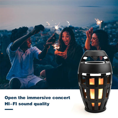 Lamp wireless bluetooth speaker portable high quality