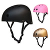 Bike helmets High quality matte polished Skateboard Cycling Motorcycle Helmet lining sponge fabric comfortable capacetes de motociclista - IAmShopMall