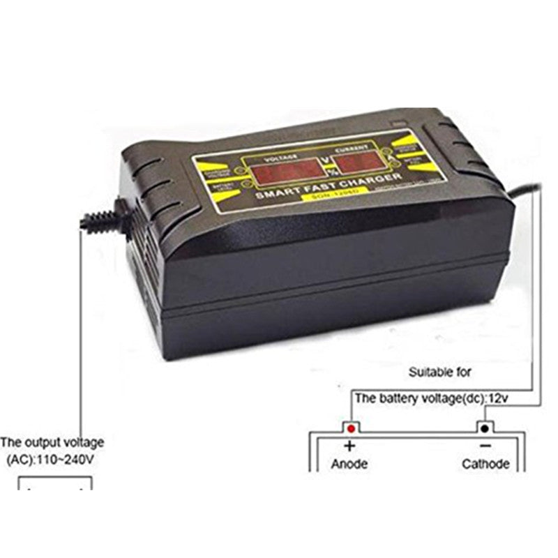 Portable car battery charger Battery 12v battery Fast Car