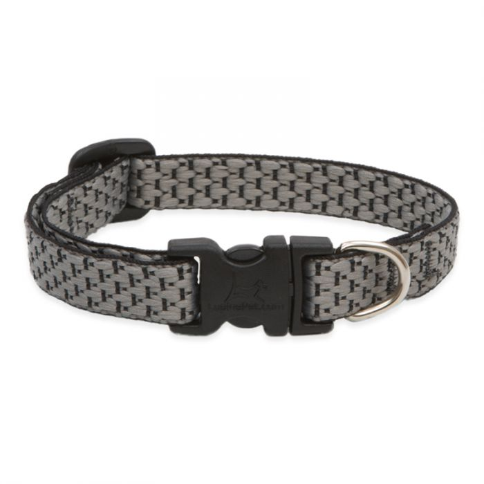 Lupine ECO Adjustable Dog Collar- Granite