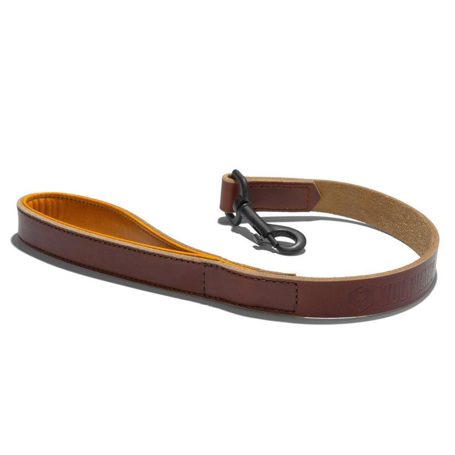 Wolfgang Horween Leather Leash