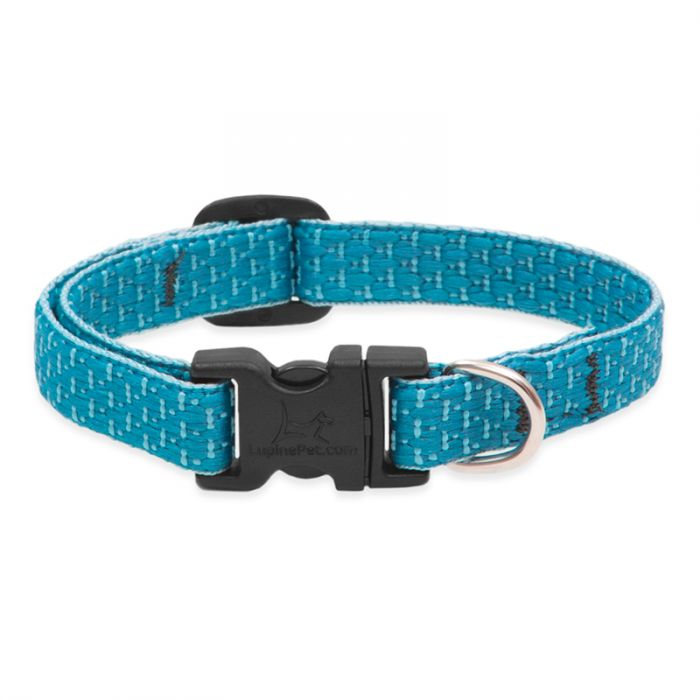 Lupine ECO Adjustable Dog Collar- Tropical Sea