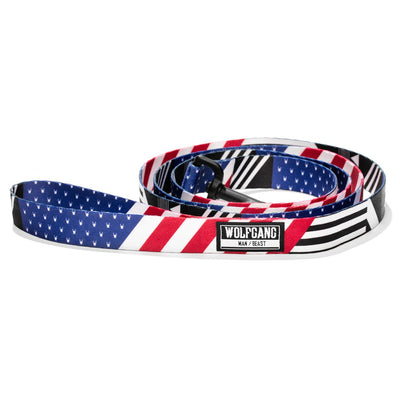 Wolfgang USA PledgeAllegiance Leash