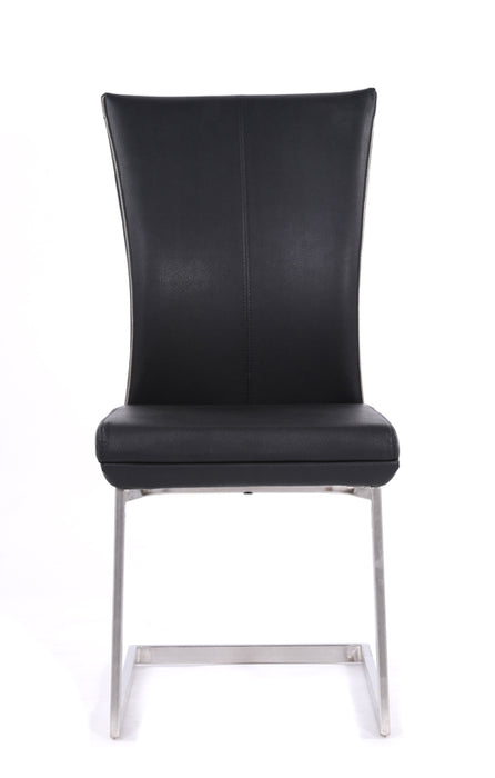 Auden - Modern Black Dining Chair (Set of 2)