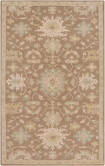 CAE-1149 edition. Variant Number CAE1149-268 is an Runnermanufactured, and tailored by Suryarugs, and part of the Caesar Collection. Caesar is one of our top selling best sellers, and Hand Tufted in India.  Made with Knot type  with elegant details .  Made with 100% Wool  material in Wool, 100% Wool. Backing is Cotton Canvas (with Latex) and this beautiful rug is in the colors Camel, Medium Gray, Light Gray, Sage, Khaki. T