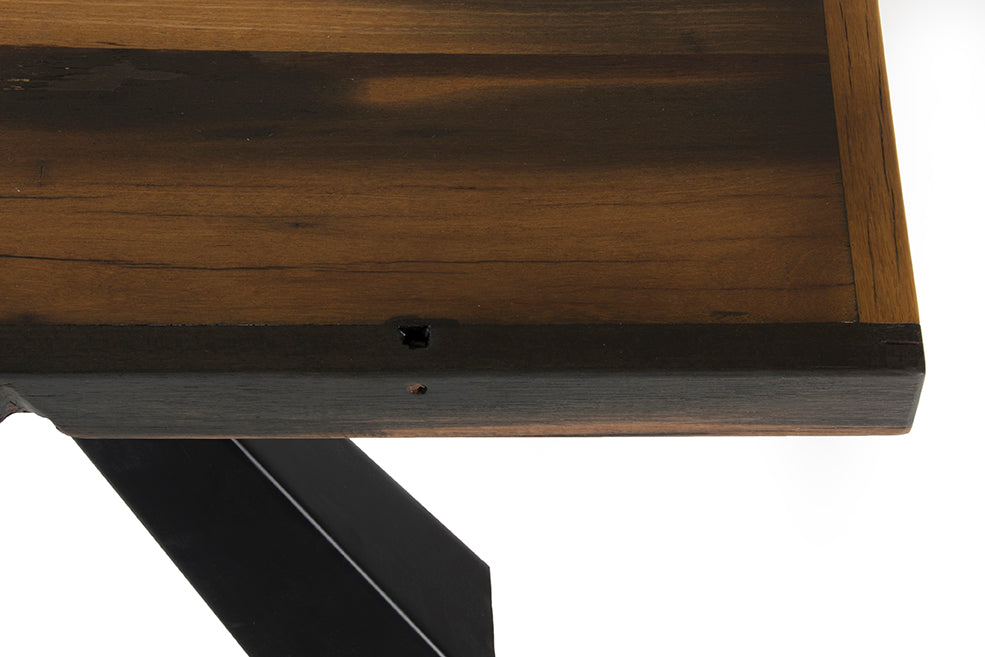 Modrest Norse Modern Ship Wood Coffee Table