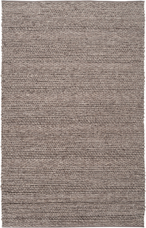 TAH-3702 edition. Variant Number TAH3702-58 is an Area Rugmanufactured, and tailored by Suryarugs, and part of the Tahoe Collection. Tahoe is one of our top selling best sellers, and Hand Woven in India.  Made with Knot type  with elegant details , Undyed. Made with 100% Wool  material in Wool, 100% Wool. Backing is No Backing and this beautiful rug is in the colors Dark Brown. T